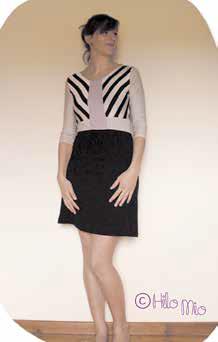 Christelle Histe abat la carte des cours de couture à domicile